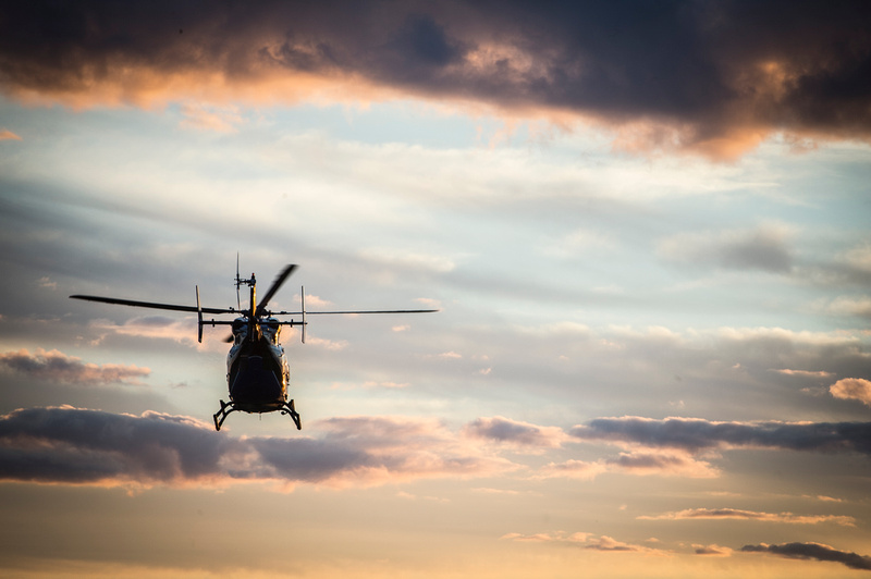 Blind Photography LLC | Life Flight Unity Point Health Des Moines